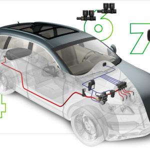 LOVATO Smart ExR CNG 4 κυλίνδρων