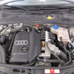 Υγραεριοκίνηση σε Audi A4 - Υγραέριο σε Audi A4