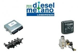 LANDIRENZO Diesel Dual Fuel