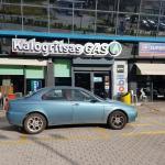 Υγραέριο LPG σε Alfa Romeo 156