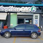 Υγραέριο σε Volkswagen Golf