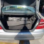 Υγραεριοκίνηση σε Mercedes E200-Καλογρίτσας GAS