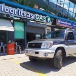 Υγραεριοκίνηση σε Mitsubishi Pajero - Μετατροπή στο Car Group Kalogritsas