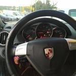 Υγραεριοκίνηση σε Porsche Boxter - Διακόπτης εναλλαγής καυσίμου