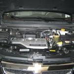 Υγραεριοκίνηση σε Chevrolet Captiva - Υγραέριο σε Chevrolet Captiva