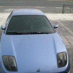 Υγραεριοκίνηση σε FIAT Coupe - Υγραέριο σε Fiat Coupe