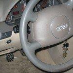 Υγραέριο σε Audi A4 Turbo - Υγραεριοκίνηση σε A4 Turbo